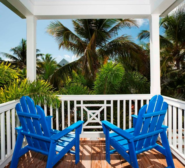 Three Bedroom Key West Villa