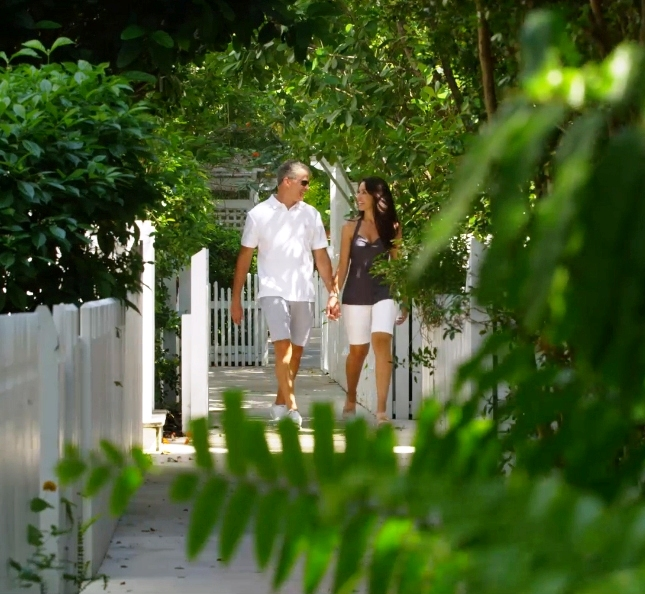 Romance Vacation Key West