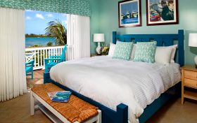 Key West Waterfront King Suite