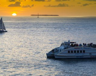 Sunset Calypso Cruise